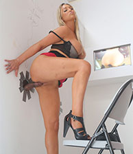 Abbey Brooks - GloryHole!