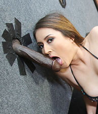 Bliss Dulce - GloryHole!